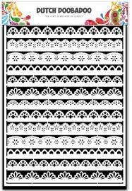472.948.020 Laser Paper Art A5 Borders