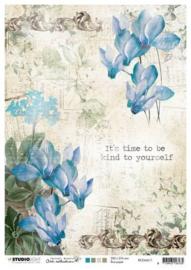 RICEJMA11 Rice Paper vel Jenine's Mindful Art