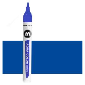 011 Molotow Aqua Color Brush  Primary Blue
