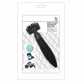 XCU 268029 Xcut Easy Clean Die Brush & Pad