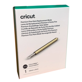 2007300 Cricut Premium Fine Point Replacement Blade