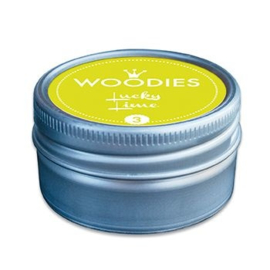 W99003 Woodies Stamp Pad Lucky Lime