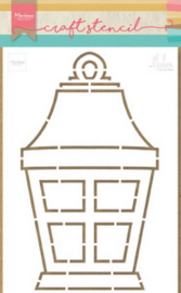 PS8039 Marianne Design - Craft stencil - Lantern