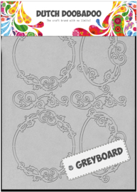 492.500.001 Greyboard Art Frames Round