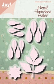6002/1253 Floral Flourishes Aster