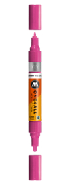 232 ONE4ALL Acrylic twin marker Magenta