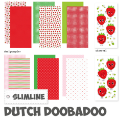 473.005.014 Slimline Kit - Berry sweet