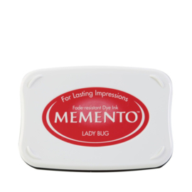 ME-000-300 Memento Ink Pad Lady Bug