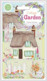 CCSTMP029 Craft Consortium Cottage Garden Stamps