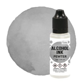 CO727331 Couture Creations Alcohol Ink Pewter