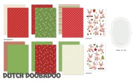 473.005.017 Crafty Kit A5 - Rudolph