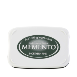 ME-000-709 Memento Ink Pad Northern Pine