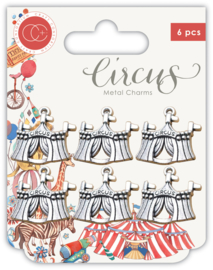 CCMCHRM012 Craft Consortium Big Top Charms
