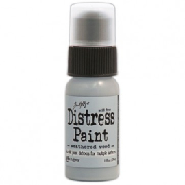 Tim Holtz distress paint Weathered Wood
