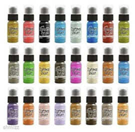24 kleuren Tim Holtz distress paint