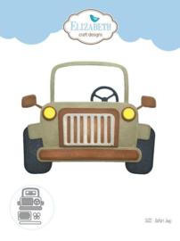 1622 Safari Jeep