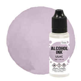 CO727329 Couture Creations Alcohol Ink Lilac