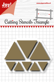 6002/1107 Stans SCR@P Triangles