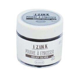 10192 Aladine Embossing Powder Silver