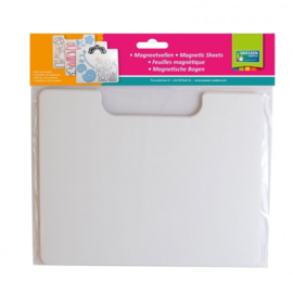 3401-102 Vaessen Creative • Magnetic sheets x3