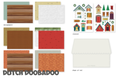 472.100.006 Crafty Kit - Christmas Scene