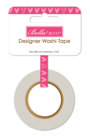 BB2125 Bella BLVD Sweetness Washi Tape