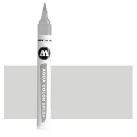 027 Molotow Aqua Color Brush  Neutral Grey 4