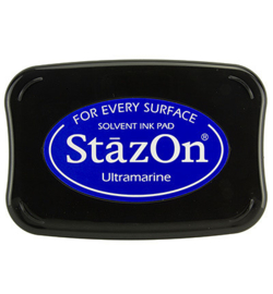 SZ-000-061 Stazon Ink Pad Ultra Marine