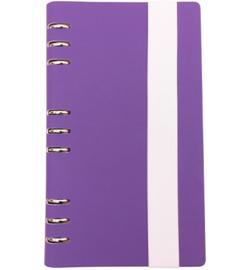 SL-PES-PLAN05 Slim planner Deep Purple Planner Essentials