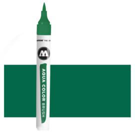 015 Molotow Aqua Color Brush  Dark Green