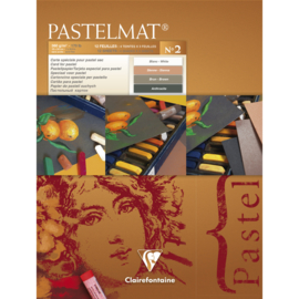 96005C Pastelmat pad n°2 18x24cm 12sh 360g