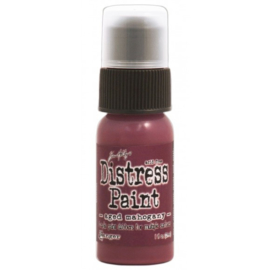 15TDD38498Tim Holtz distress paint aged mahogany