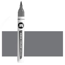 025 Molotow Aqua Color Brush  Neutral Grey 2
