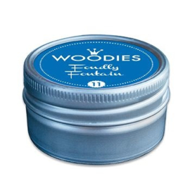 W99011 Woodies Stamp Pad Fondly Fontain