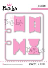 3000/0001 Bella Lulu stansmal memorydex