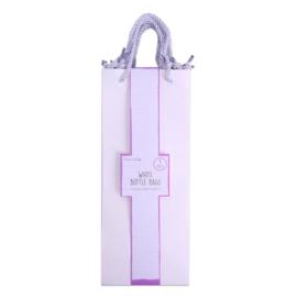DCBS234  Dovecraft Essentials White Bottle Bags (5pcs)