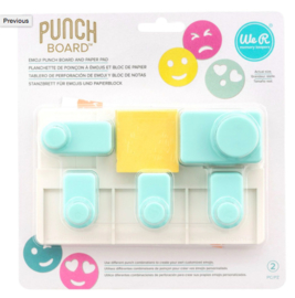 661810 Emoji Punch Board