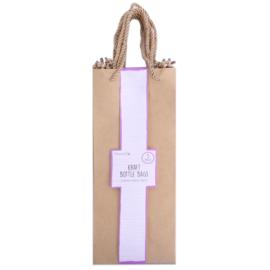 DCBS233 Dovecraft Essentials Kraft Bottle Bags (5pcs