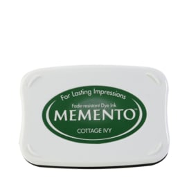 ME-000-701 Memento Ink Pad Cottage Ivy