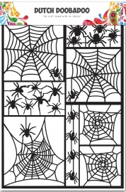 472.950.004 Dutch Doobadoo Paper Art Spinneweb