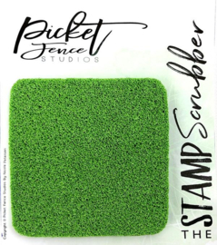 TT-100 Picket Fence Studios The Stamp Scrubber