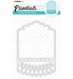 STENCILSL251 Embossing Die Cut Essentials nr.251