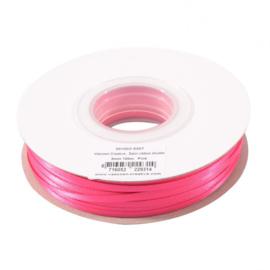 301002-5007 Vaessen Creative • Satijnlint dubbel 3 mm 100m Pink