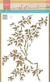 PS8101 Craft Stencil - Tiny's Bladeren