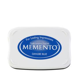 ME-000-600 Memento Ink Pad Danube Blue