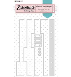 SL-PES-CD04 Die Borders page Planner Essentials