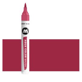 043 Molotow Aqua Color Brush  Burgundy