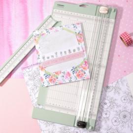 "2207-109 Vaessen Creative - Papiersnijder + riller - 30,5x15,2cm - 12x6"" (MINT)"