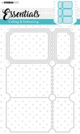 STENCILSL279 Studio Light - Cutting Stencil Essentials