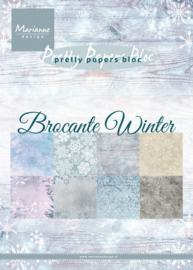 PK9165  Pretty Papers - Brocante Winter